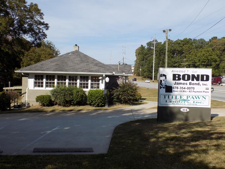 Bond James Bond Bail Bonds - Dacula, GA