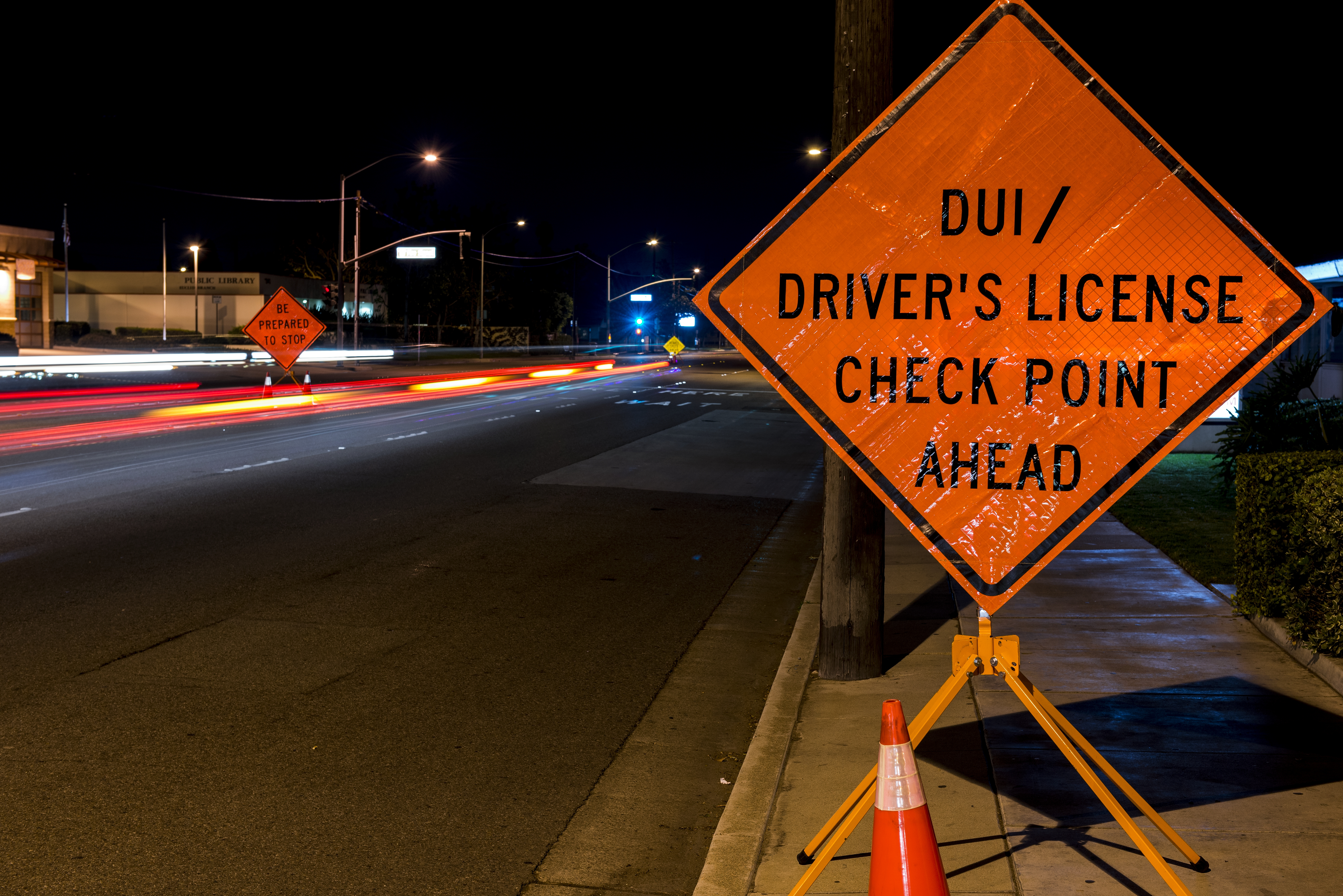 Key Facts About DUI Checkpoints